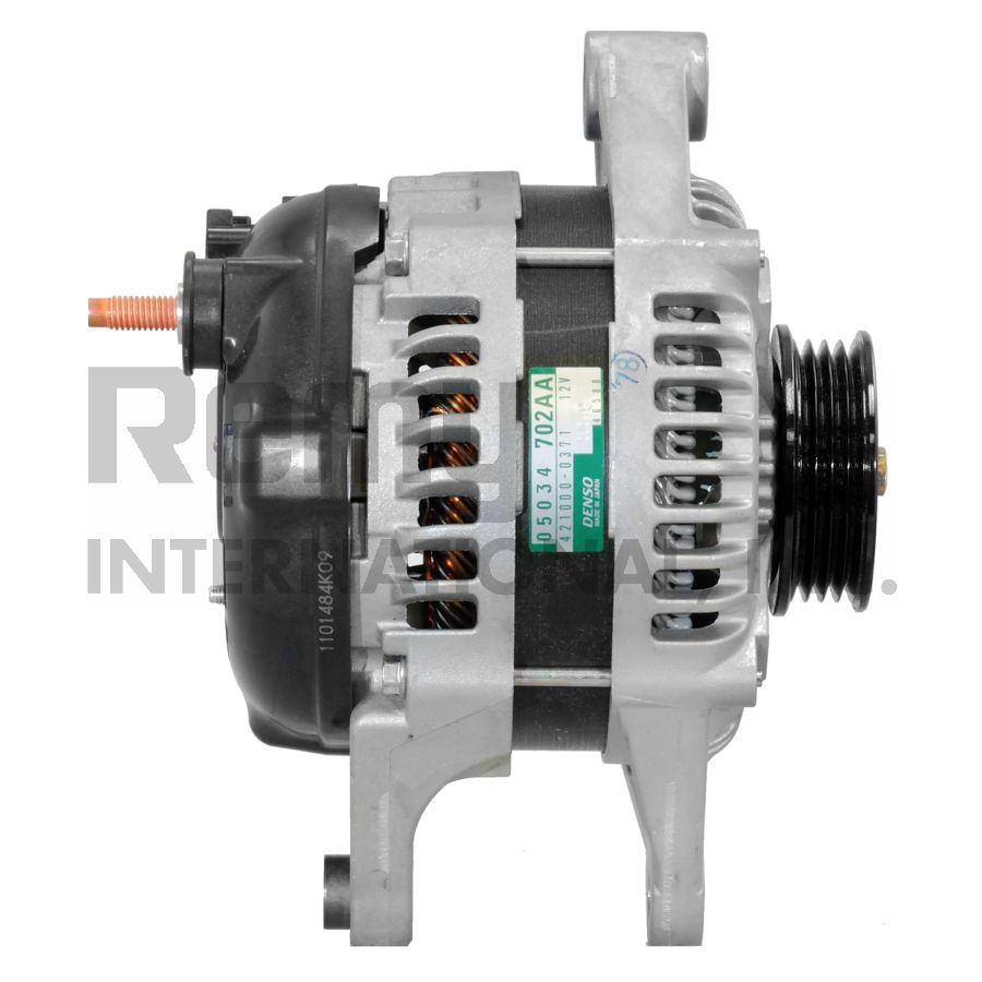 Chrysler 300 2006 2009 Remanufactured Starter: 11018 NDIEC129 Reman Alternator