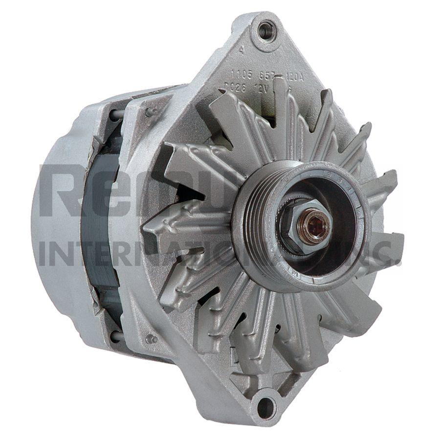 20492 DREI144 Reman Alternator