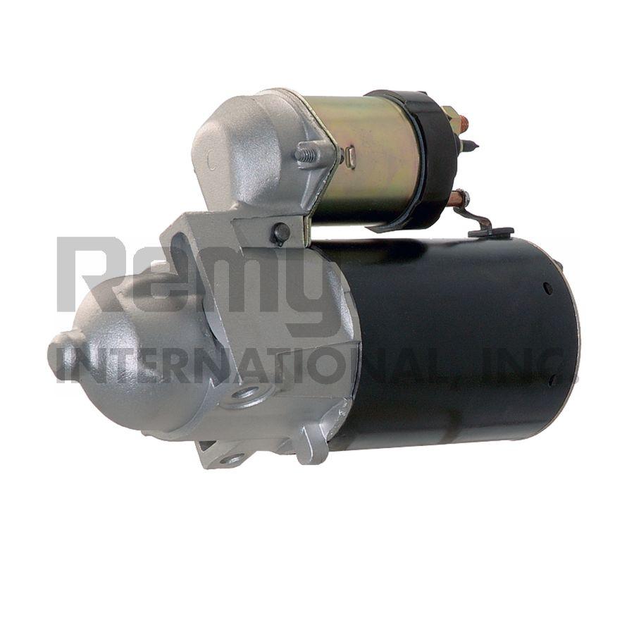 25021 DRWD5MT Reman Starter