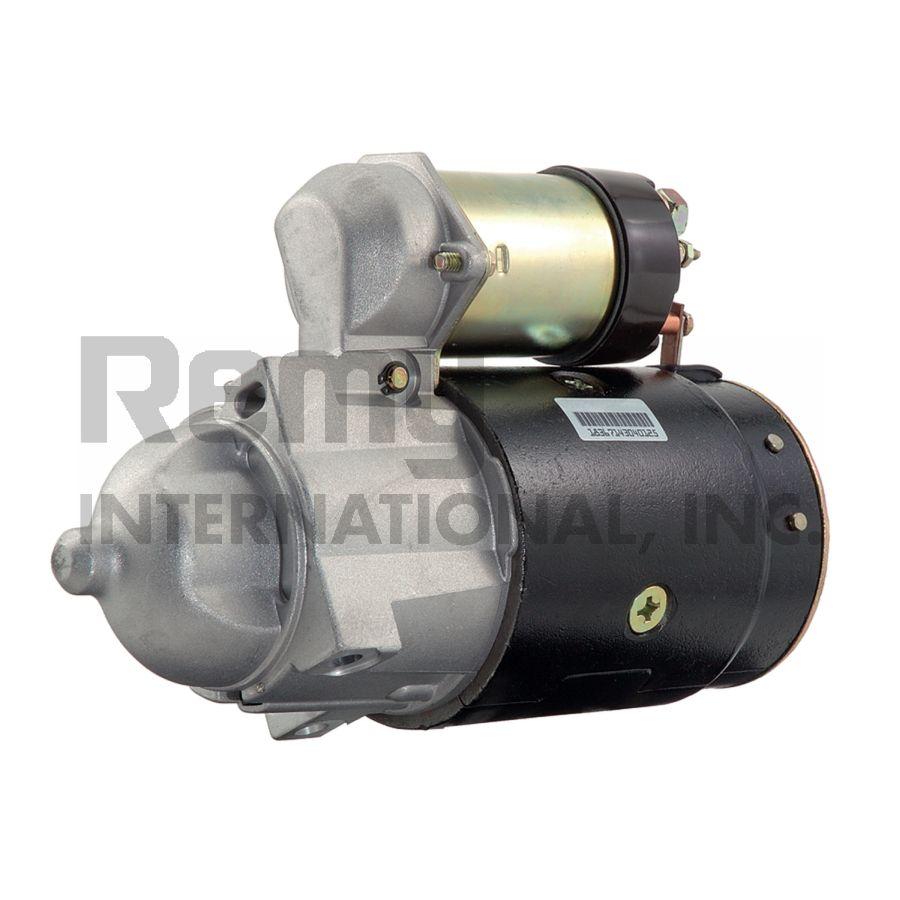 25367 DRWD10MT Reman Starter