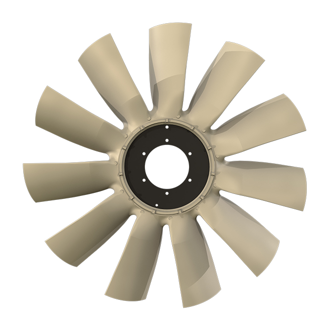 010021062 Engine Cooling Fan Blade