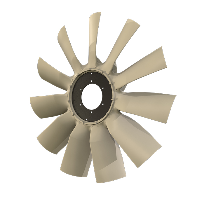 010011655 Engine Cooling Fan Blade