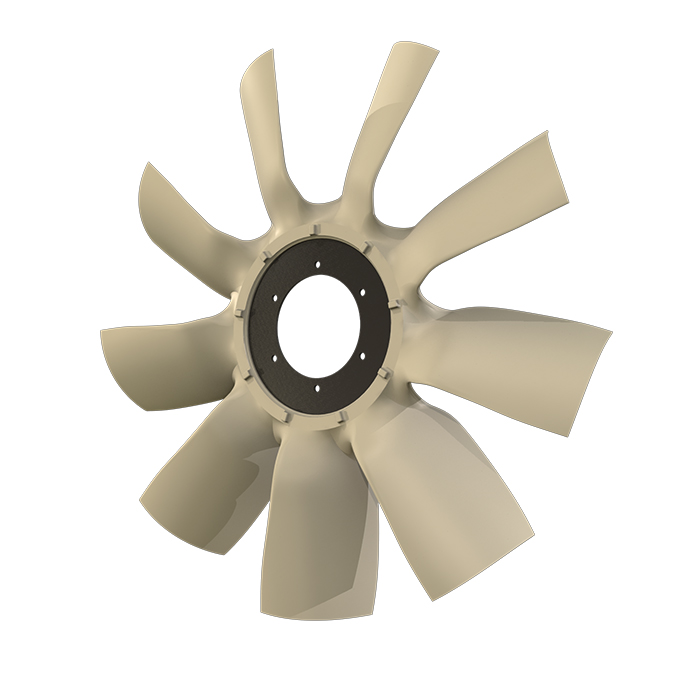 010019754 Engine Cooling Fan Blade