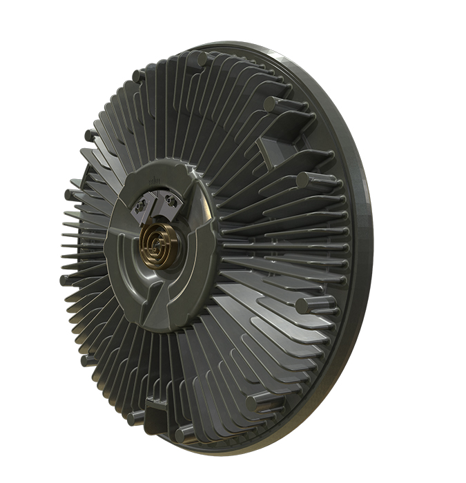 010025195 882B Viscous Fan Clutch